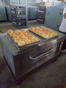 Hot Sale and Good Quality Electric Bread Oven with Prover for Baking pictures & photos