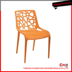 Elegant Plastic Armless Chair Mould with High Quality