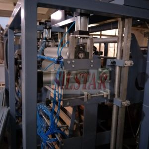 Double Heads Plastic Film Blowing Machine Double Screw pictures & photos