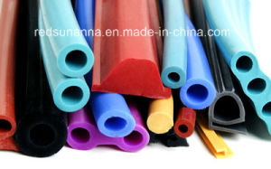 OEM Silicone Rubber Strip pictures & photos