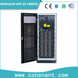 High Frequency Modular Online UPS 30-300kVA 380/400/415VAC pictures & photos