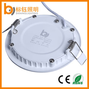 Housing Round LED Panel SMD2835 Indoor Ceiling 3W Enery Saving Lighting pictures & photos