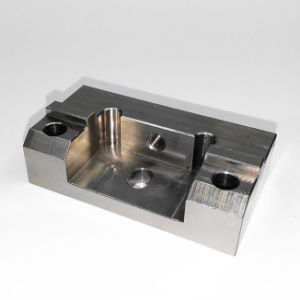 China Machining CNC Alum/Aluminium/Brass/Stainless Steel Metal Spare Parts pictures & photos