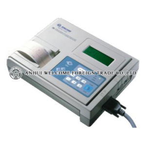 Digital Single Channel ECG Machine pictures & photos