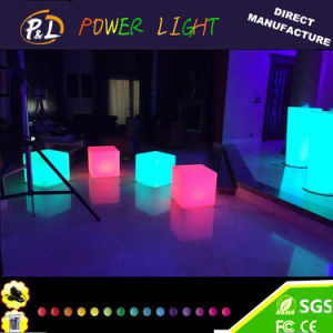 PE Material Living Room LED Light Cube pictures & photos