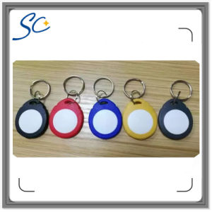 13.56MHz F08 RFID Wristband Key Fob for Access Control pictures & photos