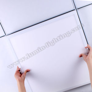 TUV Listed Ugr<19 Ultra Thin Ceiling LED Panel Light 620X620 pictures & photos