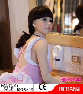 Hot Selling Newest 158cm Green Eyes Silicone Doll Sex Doll for Man pictures & photos