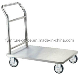 Metal Mobile Handcart for Office pictures & photos