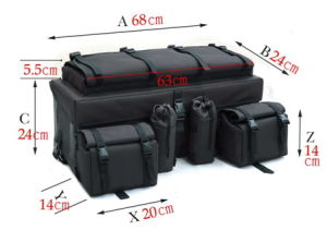 ATV BOX, ATV BAG (ATV BAG-001)