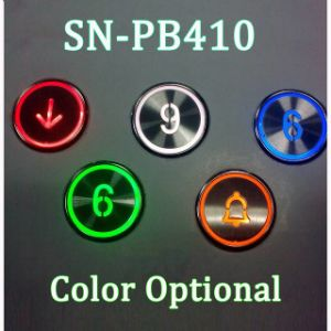 Elevator Part Call Button (ISO9000, CE) pictures & photos