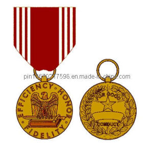 Conduct for Good Annual Lanyard Metal Medal (JINJU-0001)