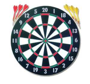 Paper Dartboard (PD-004) pictures & photos