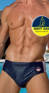Men′s Swim Trunk (WZM-042)