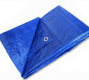 Heavy Duty UV Treated Poly Tarps, Poly Tarpaulin, PE Tarpaulin pictures & photos