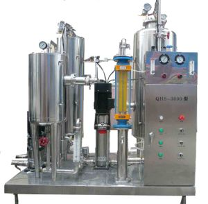 Ce Approved Carbonated Drink Mixer (QHS-3000) pictures & photos