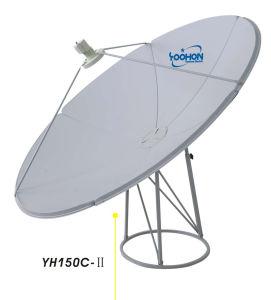 1.5m Prime Focus Satellite Dish Antenna pictures & photos