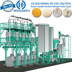 High Quality Africa Economical Maize Milling Machine with Price pictures & photos
