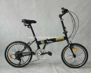 Folding Bike (WT-20408) pictures & photos