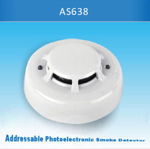 Photoelectric Addressable Smoke Detector pictures & photos