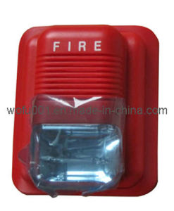 Fire Alarm Strobe Siren 12V pictures & photos