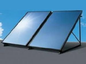 Flat Panel Solar Collector Water Heater Sf-100L pictures & photos