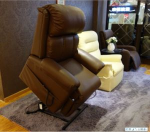 Powerful Lift Recliner Chair with Dual Okin Motor (Comfort-01) pictures & photos