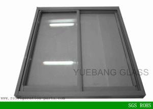 Merchandiser Refrigerator Double Sliding Glass Door