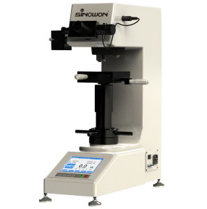 Auto Turret Digital Hardness Tester Vickers Testing Equipment pictures & photos