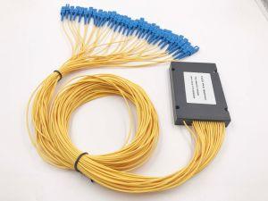 Gpon Telecommunication 1X32 Plastic Box PLC Splitter pictures & photos