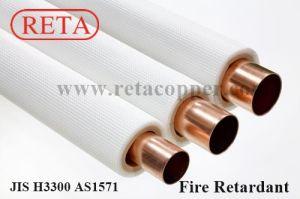 Fire Retardant Insulation Tube pictures & photos