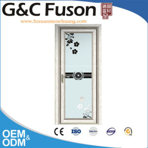 Thermal Break Aluminium Casement Door (FX-15123) pictures & photos