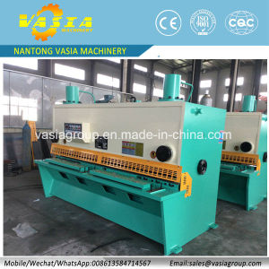 Stainless Steel Guillotine Shearing Machine pictures & photos