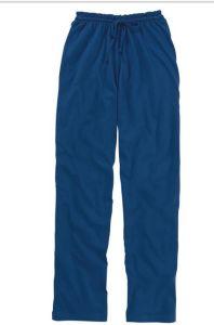 Cheap Customize Cotton Comfortable Blue Lady Sleepwear Pants Fw-213