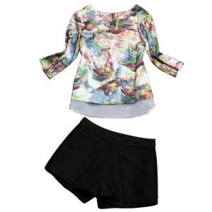 2015 Women Fashion Dress (GF107)