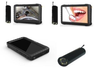 Portable Mini DVR with Mini Inspection Camera (TE810H) pictures & photos