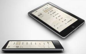 Touch Screen E-book Reader, Ebook Reader (E702)