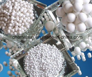 99% Oxide Ceramic Inert Alumina Ceramic Ball for Catalyst Support Bed pictures & photos