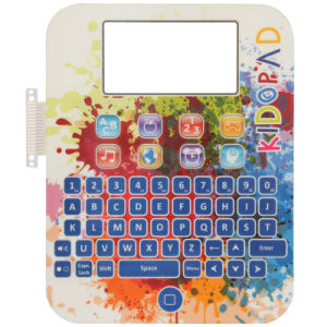 Silicone Rubber Keypad Panel Membrane Switch pictures & photos