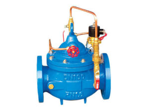 Pump Hydraulic Water Control Valve pictures & photos