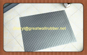 Factory Sale Rubber Floor Mat, Door Mat, Anti-Slip Floor Mat pictures & photos