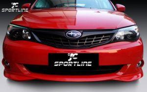Impreza 10th Wrx PU Front Bumper Body Kit for Subaru
