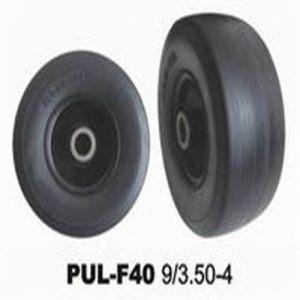 Black PU Lawn Mower Tyre (SM9UBC-W4MB250OSZ58PBB) pictures & photos