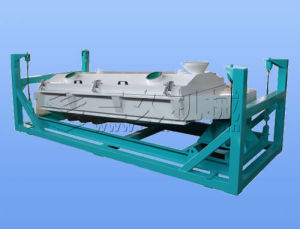 Sfjh Series Wood Pellet Rotary Screener