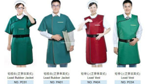 Dental X-ray Machine Protective Clothing-Lead Apron pictures & photos