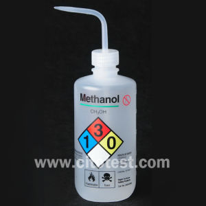 Plastic Safety Wash Bottle for Methanol (5511-1371) pictures & photos