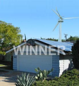Wind Solar Hybird Power System (MNH-30kW)