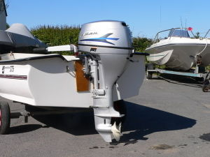RIB Boat 3.3M / 3.6M with Outboard Motor 4-Stroke 15HP pictures & photos