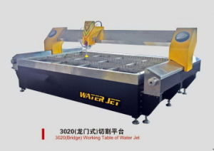 Water Jet Machine pictures & photos