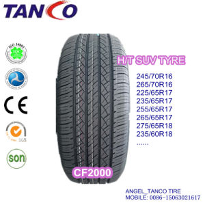 15-20 Inch High Performance SUV Tyre (Comforser Brand) pictures & photos